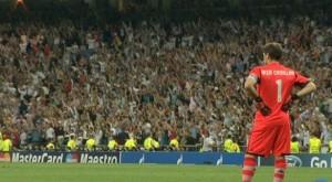 Касияс не отпразнува победния гол на Роналдно