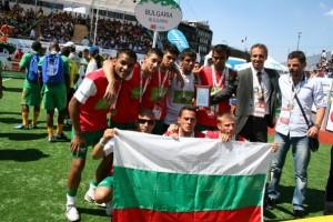 България завърши на 14-о място на световното за бездомни