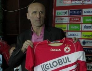 Миодраг Йешич е новият старши треньор на ЦСКА