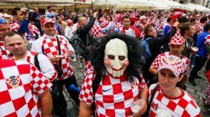 Хърватски фенове