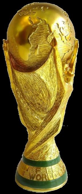 Световната купа е създадена от италианския скулптор Силвио Гадзанига през 1974 година.